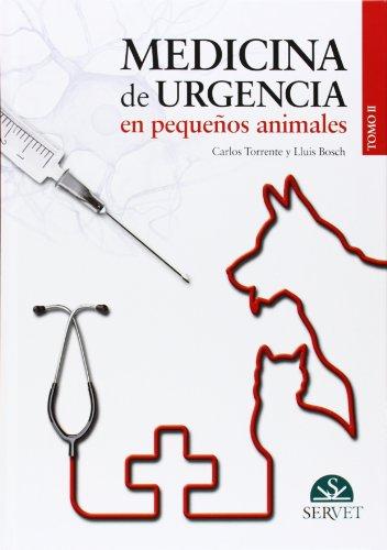 Medicina de urgencia en pequeños animales  (Tomo II): 2