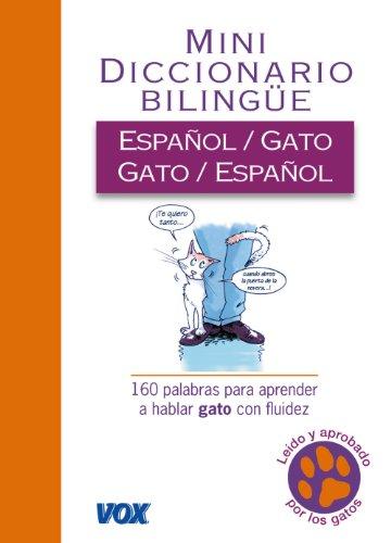 Diccionario Español-Gato (Vox - Temáticos)