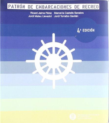 Patrón de embarcaciones de recreo (Nàutica)
