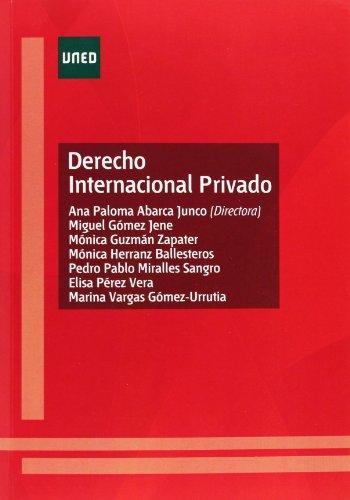Derecho Internacional Privado (GRADO)
