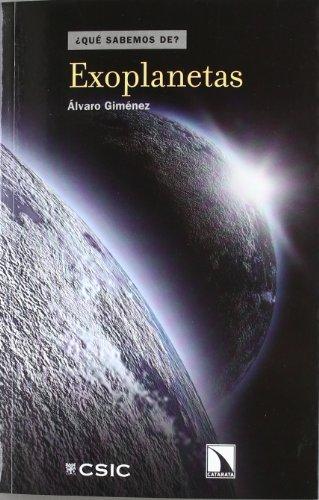 Exoplanetas (Qué sabemos de)
