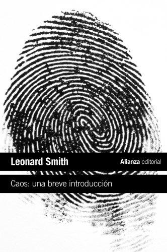Caos: una breve introducción (El Libro De Bolsillo - Ciencias)