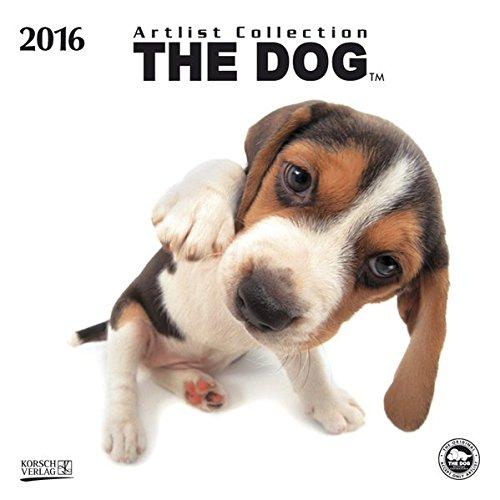 The Dog 2016: Broschürenkalender mit Ferienterminen
