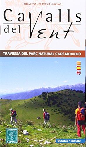 CAVALLS DEL VENT (Mapa Y Guia Excursionista)