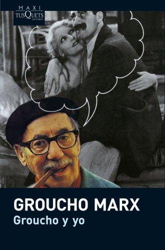 Groucho y yo (Groucho Marx)