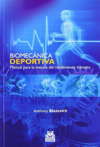 Biomecánica Deportiva (Deportes)