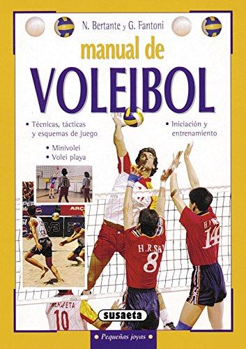 Manual De Voleibol (Pequeñas Joyas)
