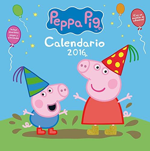 Calendario Peppa Pig. 2016