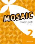 Mosaic 2 Tb+tr Cd-r Pk
