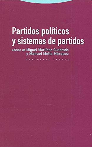 Partidos Políticos Y Sistemas De Partido (Estructuras y Procesos. Ciencias Sociales)