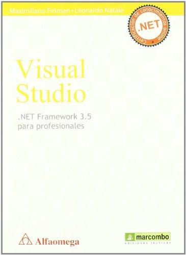 Visual Studio.NET Framework 3.5 para Profesionales