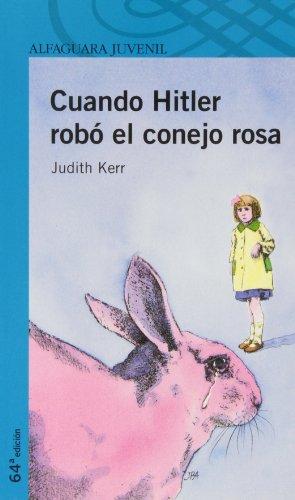 CUANDO HITLER ROBO EL CONEJO ROSA (Proxima Parada 12 Años)