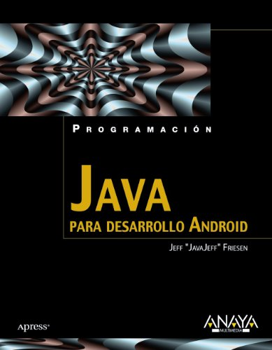 Java para desarrollo Android (Programación)