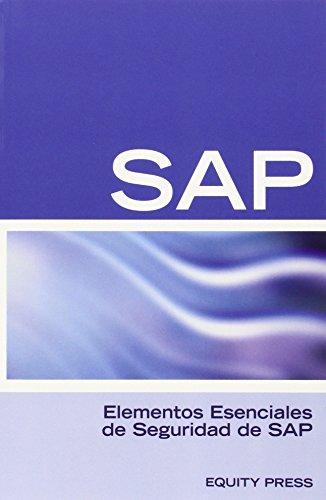 Elementos Esenciales de Seguridad de SAP