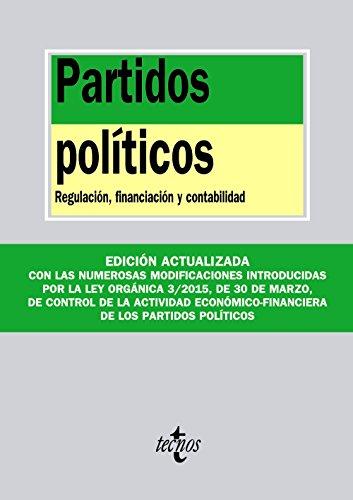 Partidos Políticos. Regulación