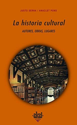 La historia cultural (Universitaria)
