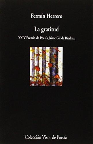 La Gratitud (Visor de Poesía)