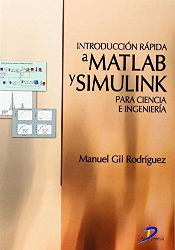 Introducción rápida a Matlab y Simulink para ciencia e ingeniería
