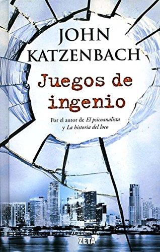 JUEGOS DE INGENIO (ZETA BOLSILLO TAPA DURA)