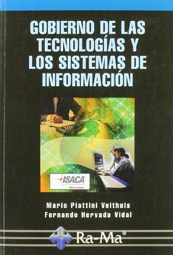 Gobierno de las Tecnologías y los Sistemas de Información.