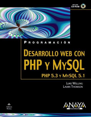 Desarrollo Web con PHP y MySQL (Programación)