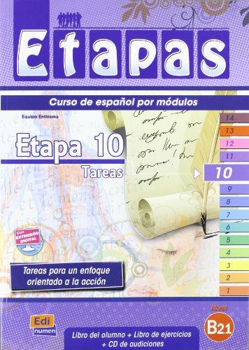 Etapa 10. Tareas - Libro del alumno (Etapas)