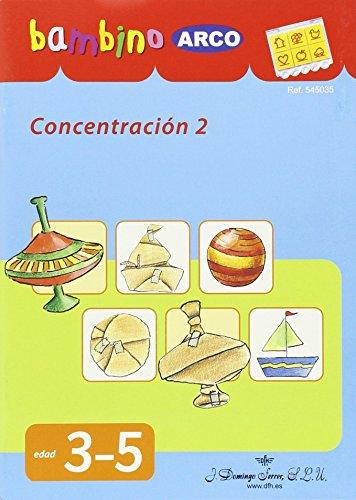 Bambino - Concentracion 2 - De 3 A 5 Años