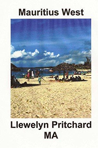 Mauritius West: : Souvenir Bilduma bat Argazki Koloretan epigrafeekin: Volume 8 (Argazki Albumak)