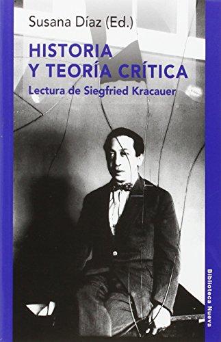 Historia Y Teoría Crítica (RAZON Y SOCIEDAD)