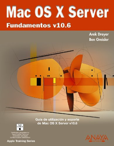 Mac OS X Server. Fundamentos v10.6 (Títulos Especiales)