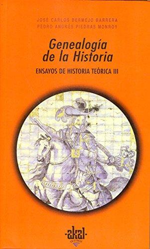 Genealogía de la Historia (Universitaria)