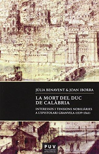 Mort del Duc de Calàbria