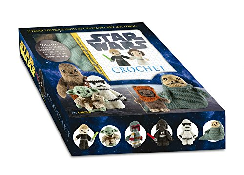 Pack: Star Wars. Crochet (Manualidades)