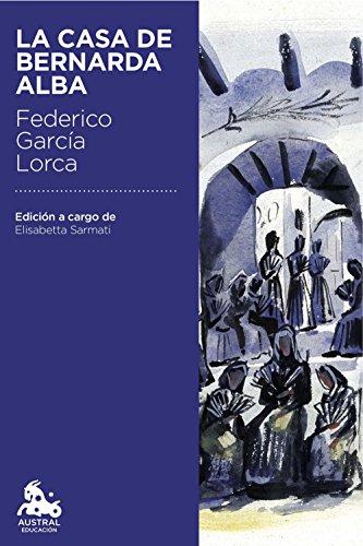 La Casa De Bernarda Alba (Booket Austral Educacion)