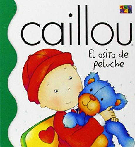 Osito De Peluche Caillou (Caillou (Spanish))