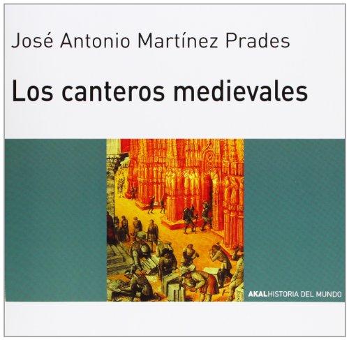 Los canteros medievales (Historia del mundo para jóvenes)