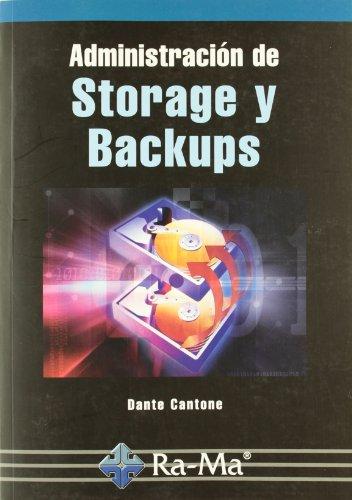 Administración de Storage y Backups