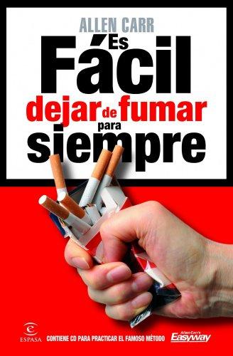 Es fácil dejar de fumar para siempre (FUERA DE COLECCIÓN Y ONE SHOT)