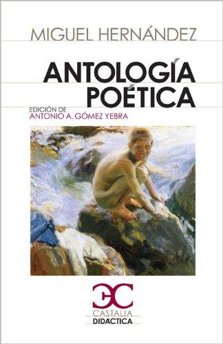 Antología poética (Castalia Didáctica. C/D.)