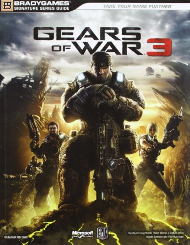 Guía Oficial Gears Of War 3