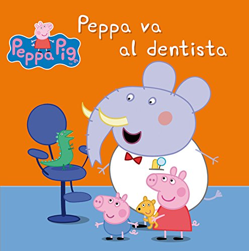 Peppa Pig. Peppa Va Al Dentista
