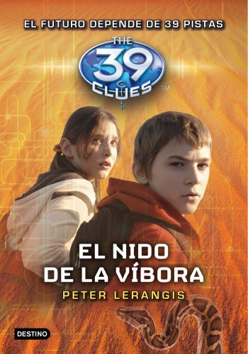 El nido de la víbora: The 39 Clues 7