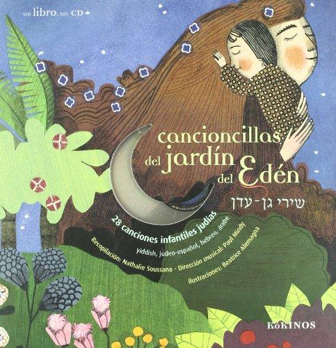 Cancioncillas del jardín del Edén: Comptines du jardin dÉden