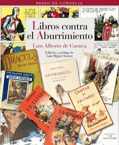 Libros Contra El Aburrimiento 2e (Reino de Cordelia)