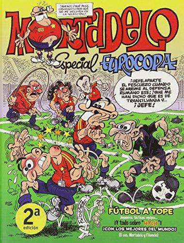 Mortadelo Especial Eurocopa